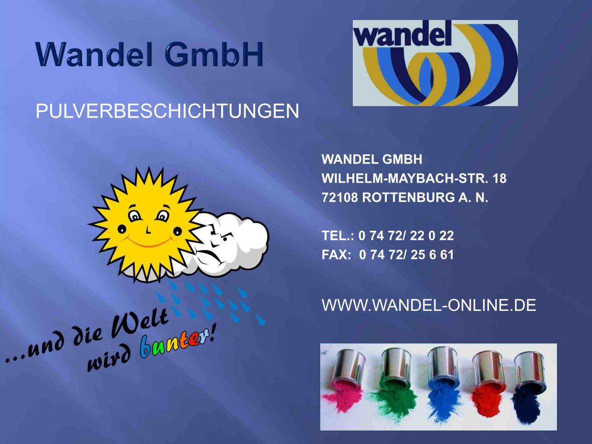 Wandel GmbH