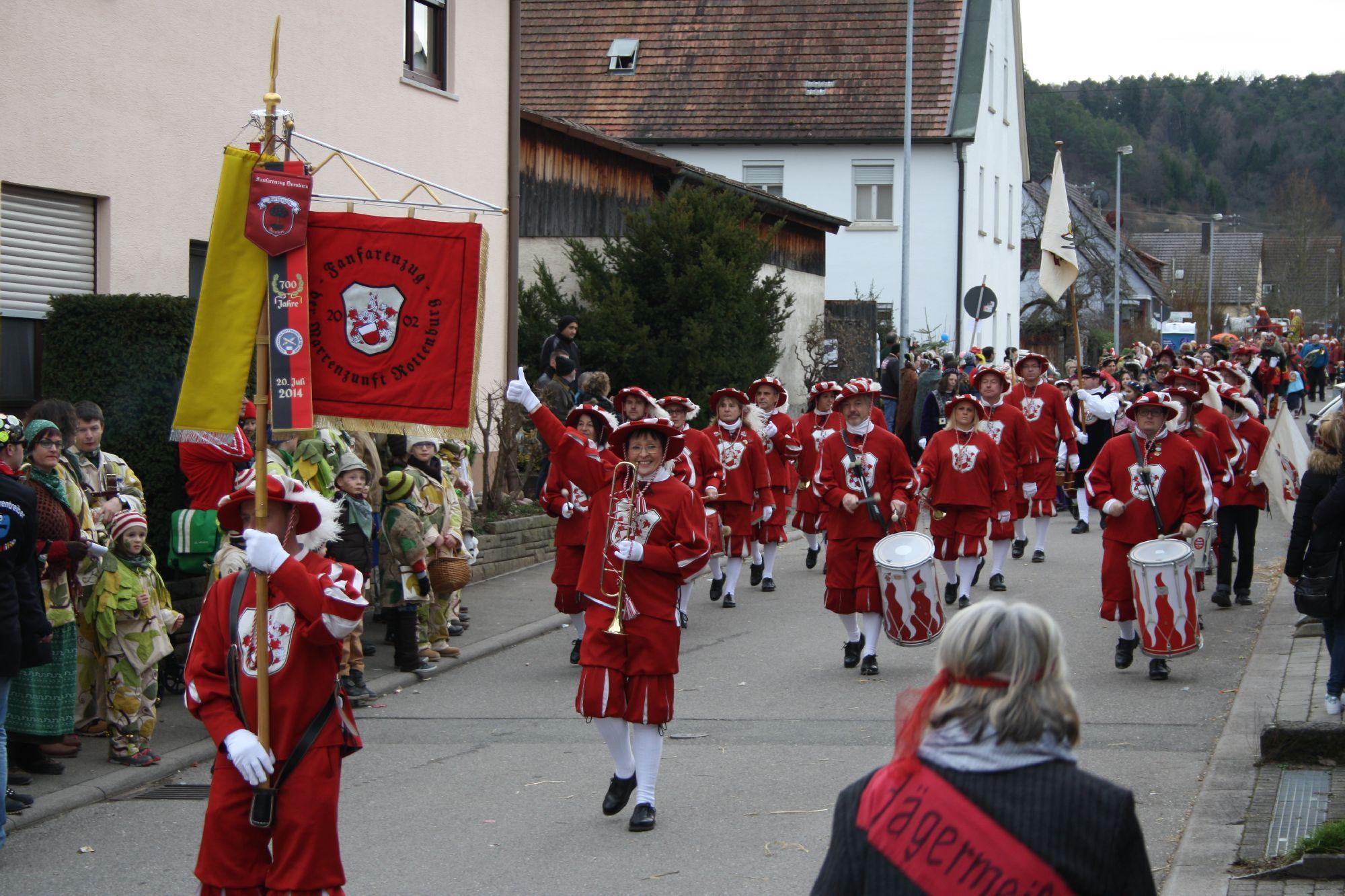 Narrenzunft Rottenburg