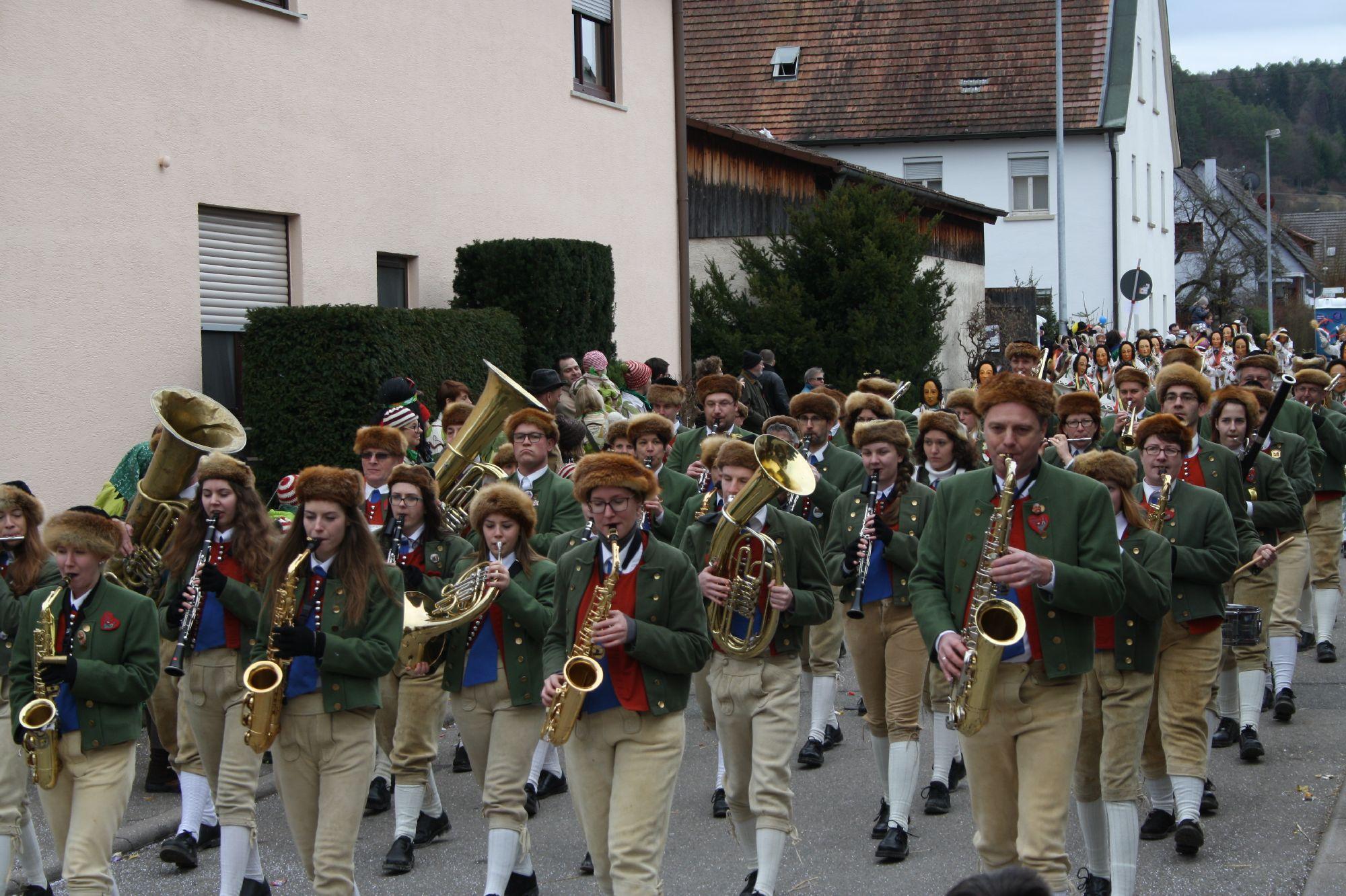 Stadtmusik Geisingen
