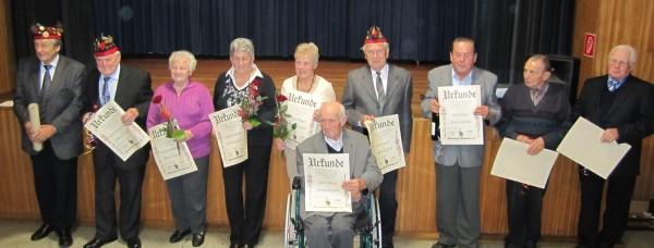 Ehrenmitglieder 2010